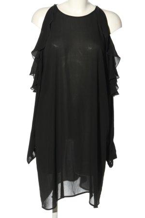 MTWTFSSWEEKDAY Blusenkleid schwarz Elegant
