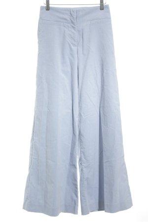 MTWTFSSWEEKDAY Cordhose babyblau 70ies-Stil