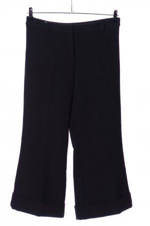 MTWTFSSWEEKDAY Culottes schwarz Business-Look