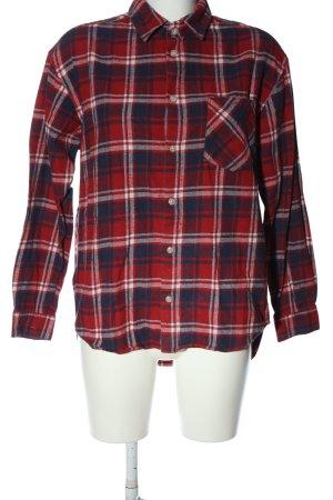 MTWTFSSWEEKDAY Camicia di flanella motivo a quadri stile casual