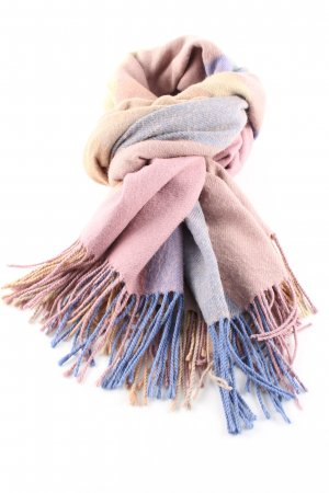 MTWTFSSWEEKDAY Fringed Scarf multicolored casual look