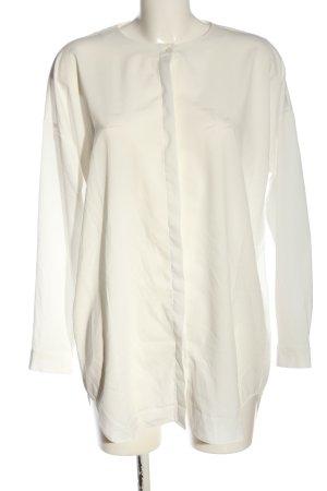 MTWTFSSWEEKDAY Hemd-Bluse weiß Casual-Look