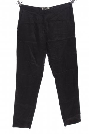 MTWTFSSWEEKDAY High-Waist Hose schwarz Casual-Look