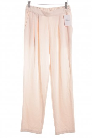 MTWTFSSWEEKDAY High-Waist Hose rosé Street-Fashion-Look