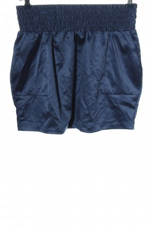 MTWTFSSWEEKDAY Minirock blau Casual-Look