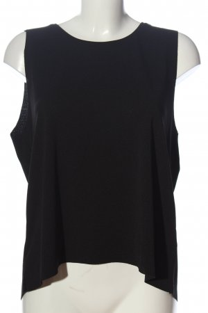 MTWTFSSWEEKDAY Blusa ancha negro look casual