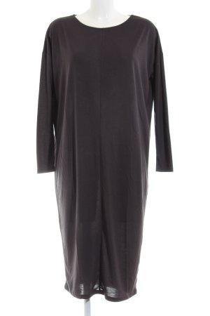 MTWTFSSWEEKDAY Pulloverkleid schwarz Casual-Look