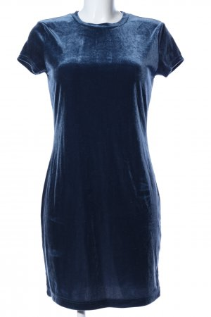 MTWTFSSWEEKDAY Shirtkleid blau Casual-Look