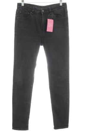 MTWTFSSWEEKDAY Skinny Jeans schwarz Casual-Look
