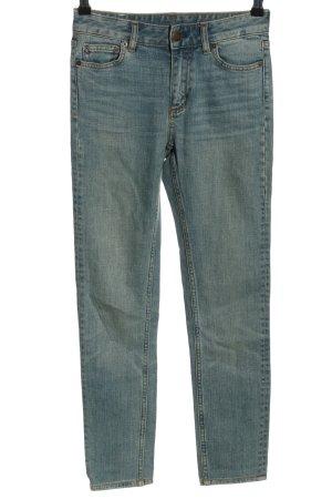 MTWTFSSWEEKDAY Slim Jeans blau Casual-Look