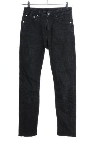 MTWTFSSWEEKDAY Slim Jeans schwarz Casual-Look