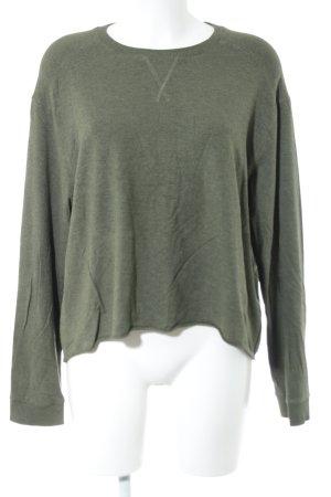 MTWTFSSWEEKDAY Sweatshirt khaki Casual-Look