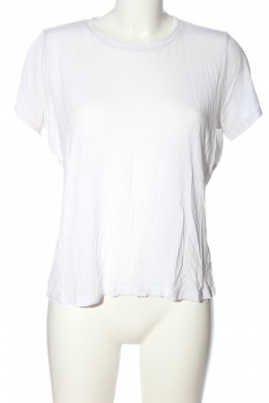 MTWTFSSWEEKDAY T-Shirt weiß Casual-Look