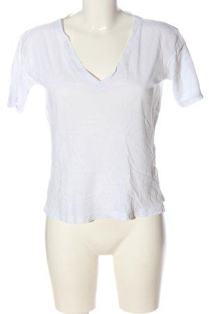 MTWTFSSWEEKDAY T-Shirt weiß Casual-Look