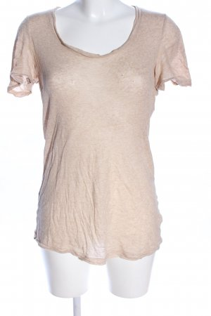 MTWTFSSWEEKDAY T-Shirt creme meliert Casual-Look