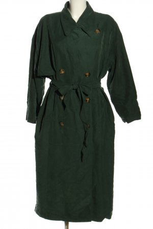 MTWTFSSWEEKDAY Trench verde stile casual