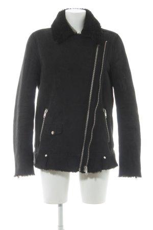 MTWTFSSWEEKDAY Übergangsjacke schwarz Street-Fashion-Look