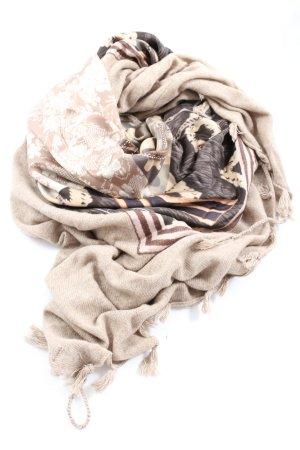 Mucho Gusto Sciarpa lavorata a maglia modello misto stile casual