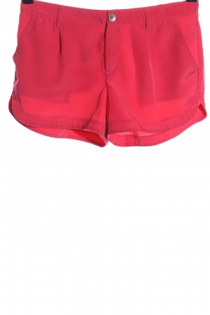 Mudo FTS64 Hot Pants rot Casual-Look