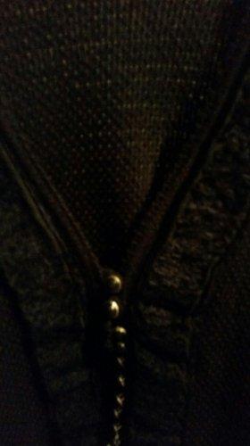 Tradycyjna kurtka czarny