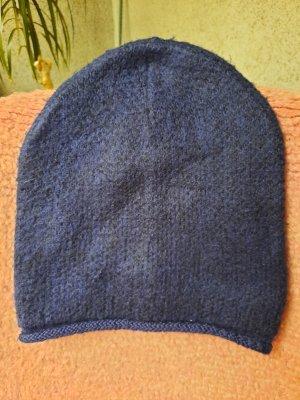 Review Fabric Hat black-dark blue