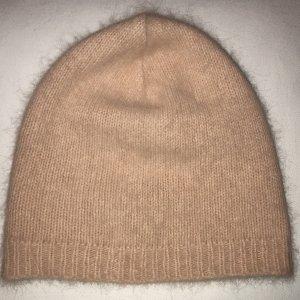 H&M Chapeau en tricot rosé