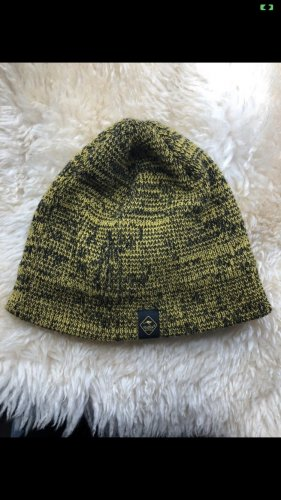 Roadsign australia Crochet Cap black-yellow