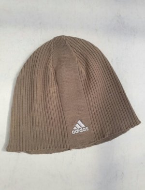 Adidas Knitted Hat grey brown