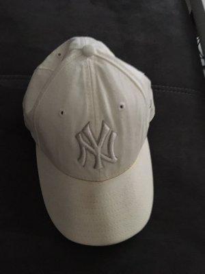 New Era Baseball Cap white