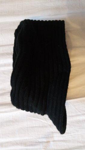 H&M Gorra de plato negro Sintético