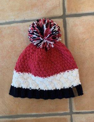 Ziener Chapeau en tricot multicolore