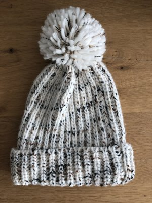 Pull & Bear Knitted Hat multicolored