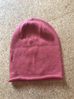 Pieces Knitted Hat bright red