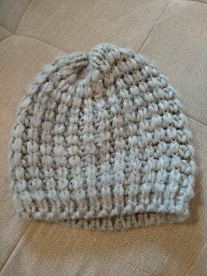 Tally Weijl Chapeau en tricot gris clair-gris