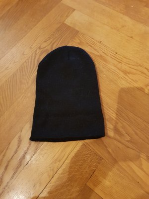 Fabric Hat black
