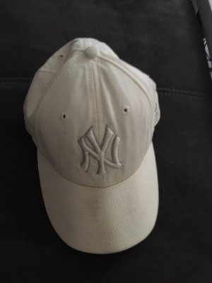 New Era Berretto da baseball bianco