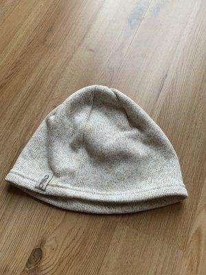 TCM Cappello in pelliccia crema-beige
