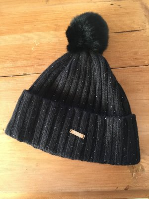 Barts Bobble Hat black