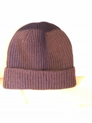 Primark Knitted Hat bordeaux