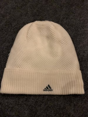 Adidas Knitted Hat natural white