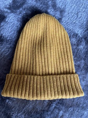 H&M Fabric Hat sand brown