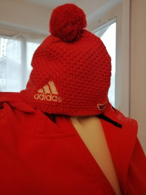 Adidas Knitted Hat orange