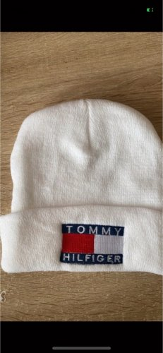 Tommy Hilfiger Fabric Hat white