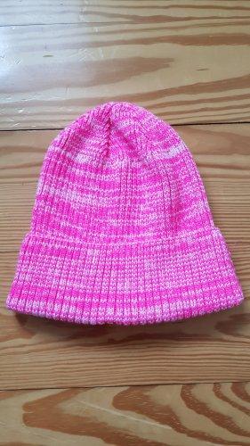 Asos Berretto rosa-fucsia neon