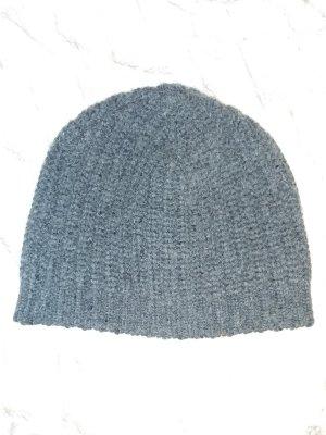 SØR Sombrero de punto gris antracita