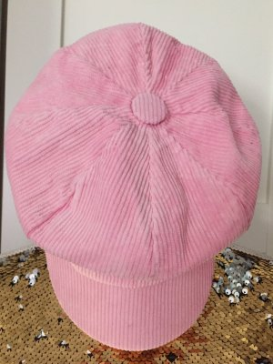 Fabric Hat pink