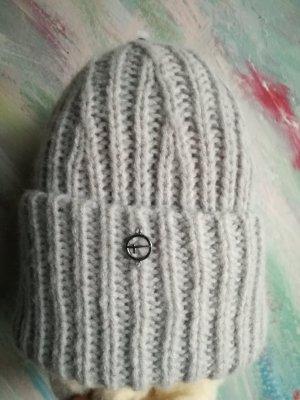 Tamaris Knitted Hat light grey