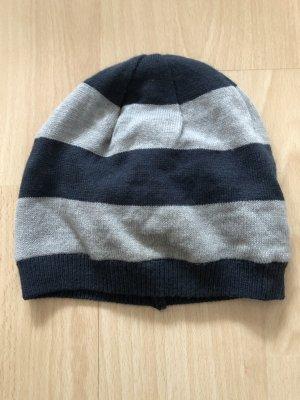 Tchibo / TCM Cappello in tessuto nero-grigio