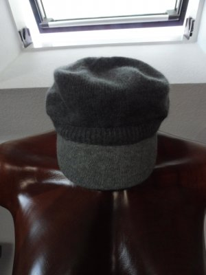 Roeckl Visor Cap light grey-grey cashmere