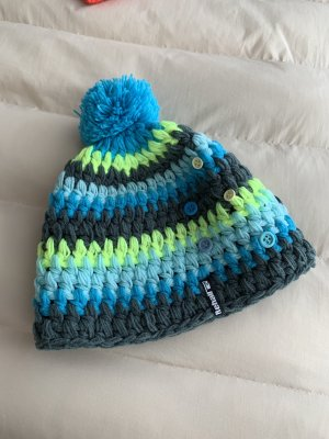 Rehall Knitted Hat multicolored
